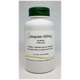 Jiaogulan 500mg - 90 gélules