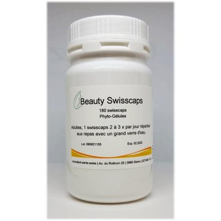 Beauty Swisscaps - 180 swisscaps
