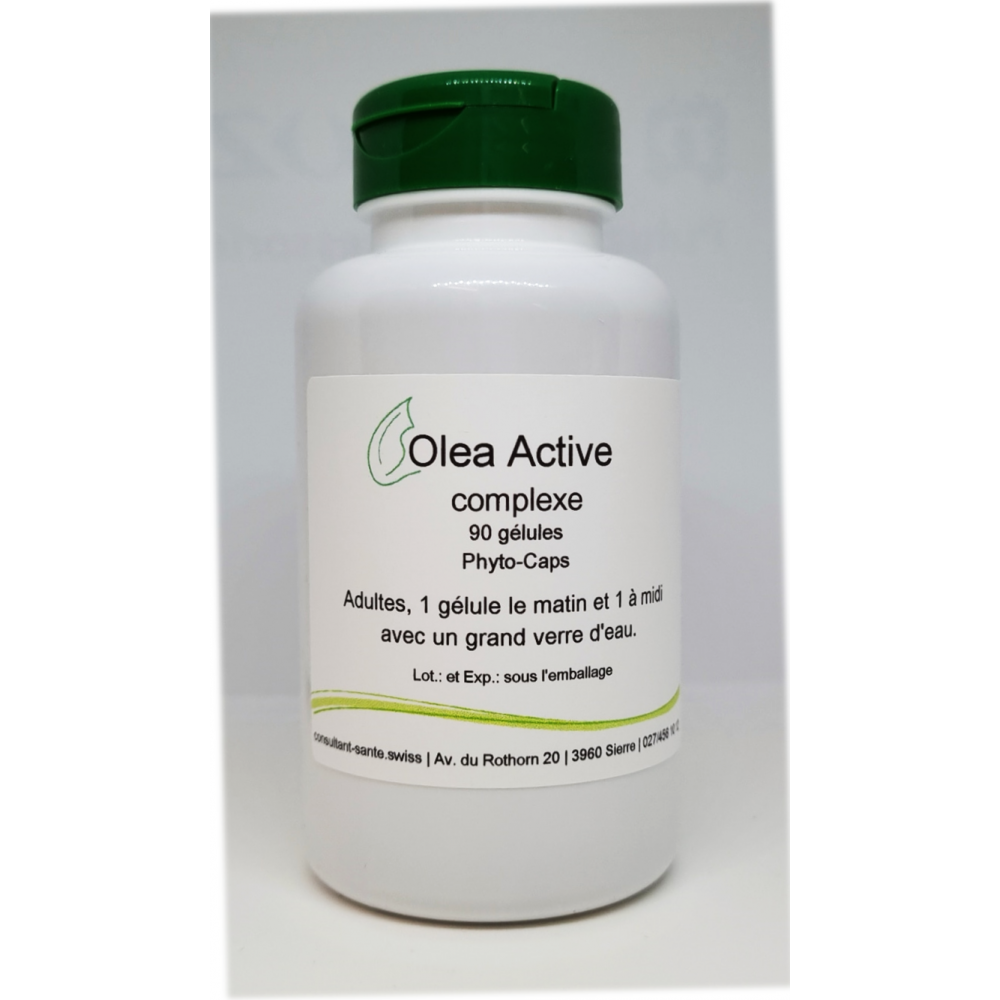 Olea Active complexe - 90 gélules