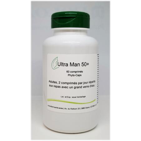 Ultra Man 50+ - 60 comprimés