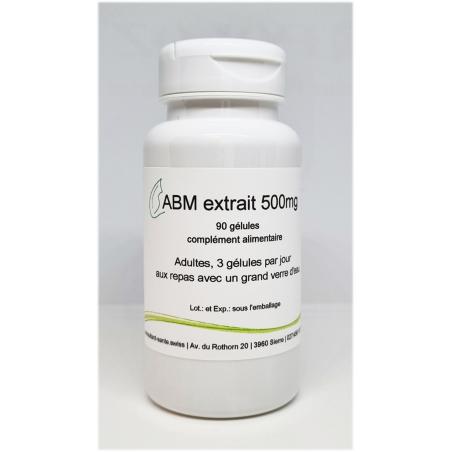 ABM extrait - 90 gélules