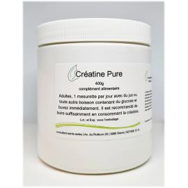 Créatine Pure - 400g