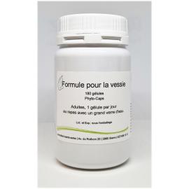 Formule pour la vessie - 180 gélules