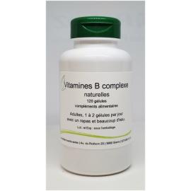Natürlicher Vitamine B Komplex