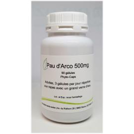 Pau d'Arco 500mg - 90 gélules