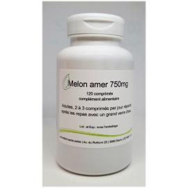 Melon amer 750mg - 120 comprimés
