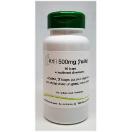 Krill 500mg - 90 licaps