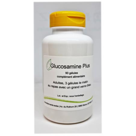 Glucosamine plus - 90 gélules