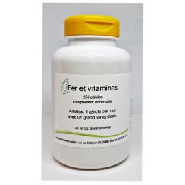 Eisen mit Vitaminen
