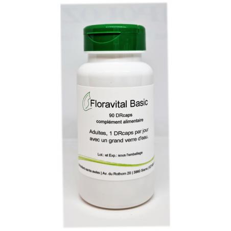 Floravital Basic - 90 DRcaps