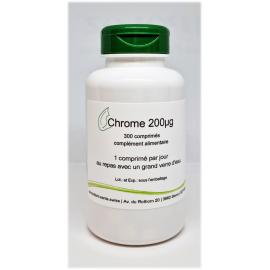 Chrome 200µg - 300 comprimés