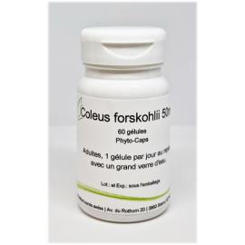 Coleus Forskohli 50mg