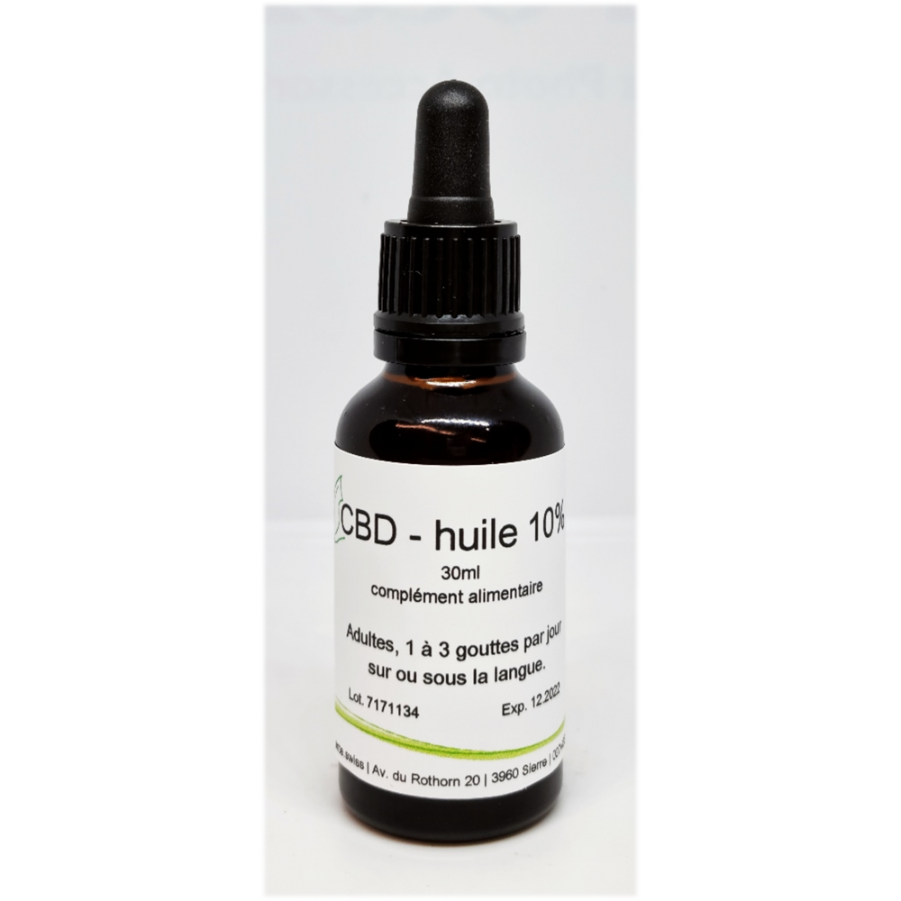 CBD huile 10% - 30ml