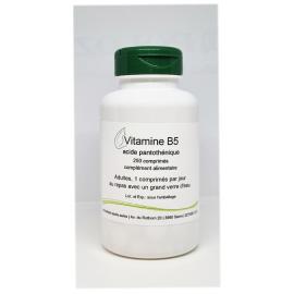 Vitamine B5 200mg (acido...