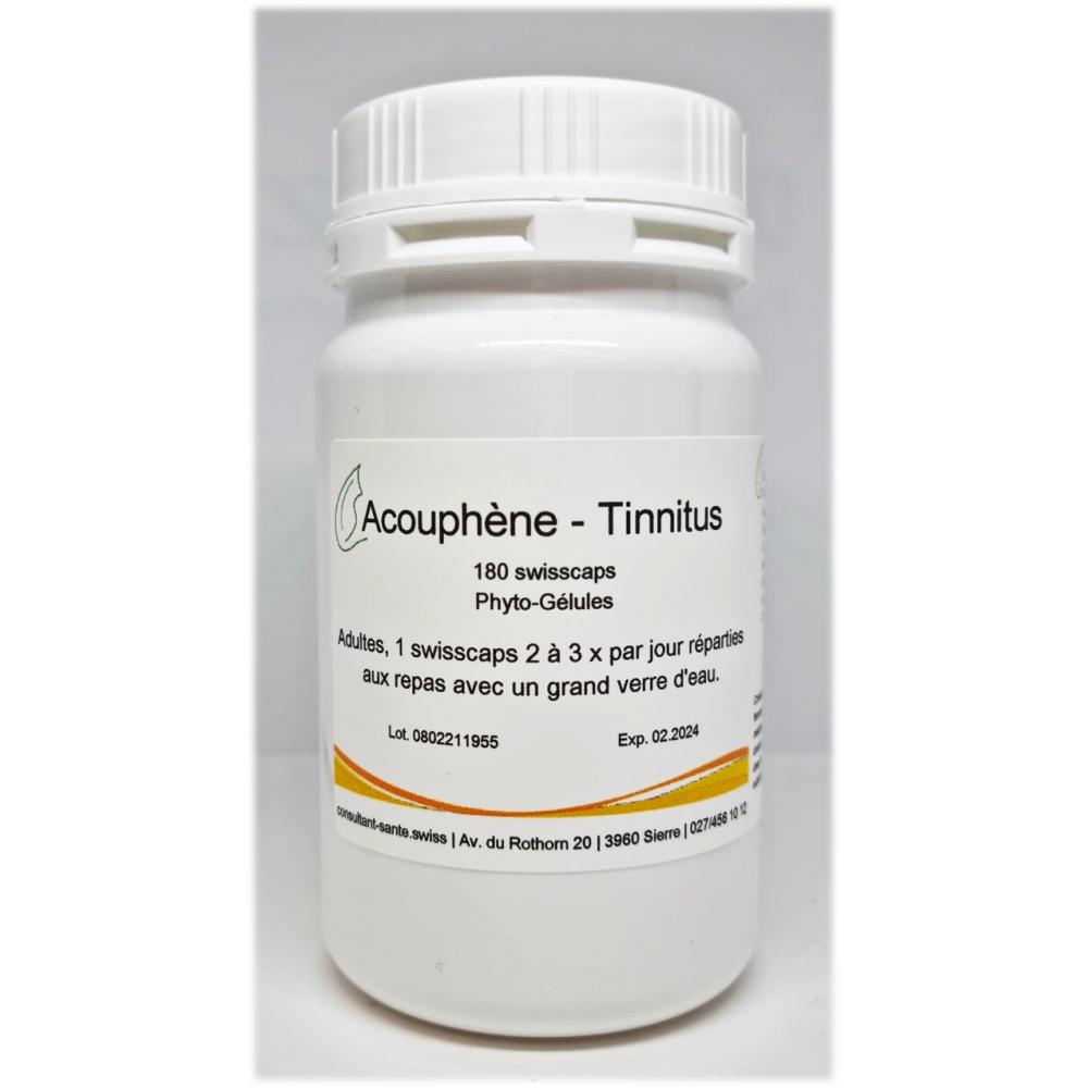 Acouphène (Tinnitus) - 180 swisscaps