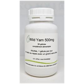 Wild Yam 500mg (Yamswurzel)