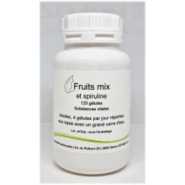 Früchte Mix und Spirulina