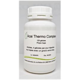 Acaï Thermo complexe - 120 gélules