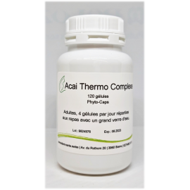 Acai Thermo Complesso
