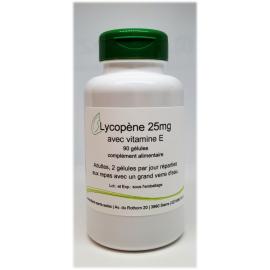 Lycopène 36mg et Vitamine E - 90 gélules