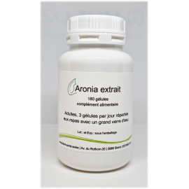 Aronia Extrakt