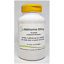 L-Methionin 500mg