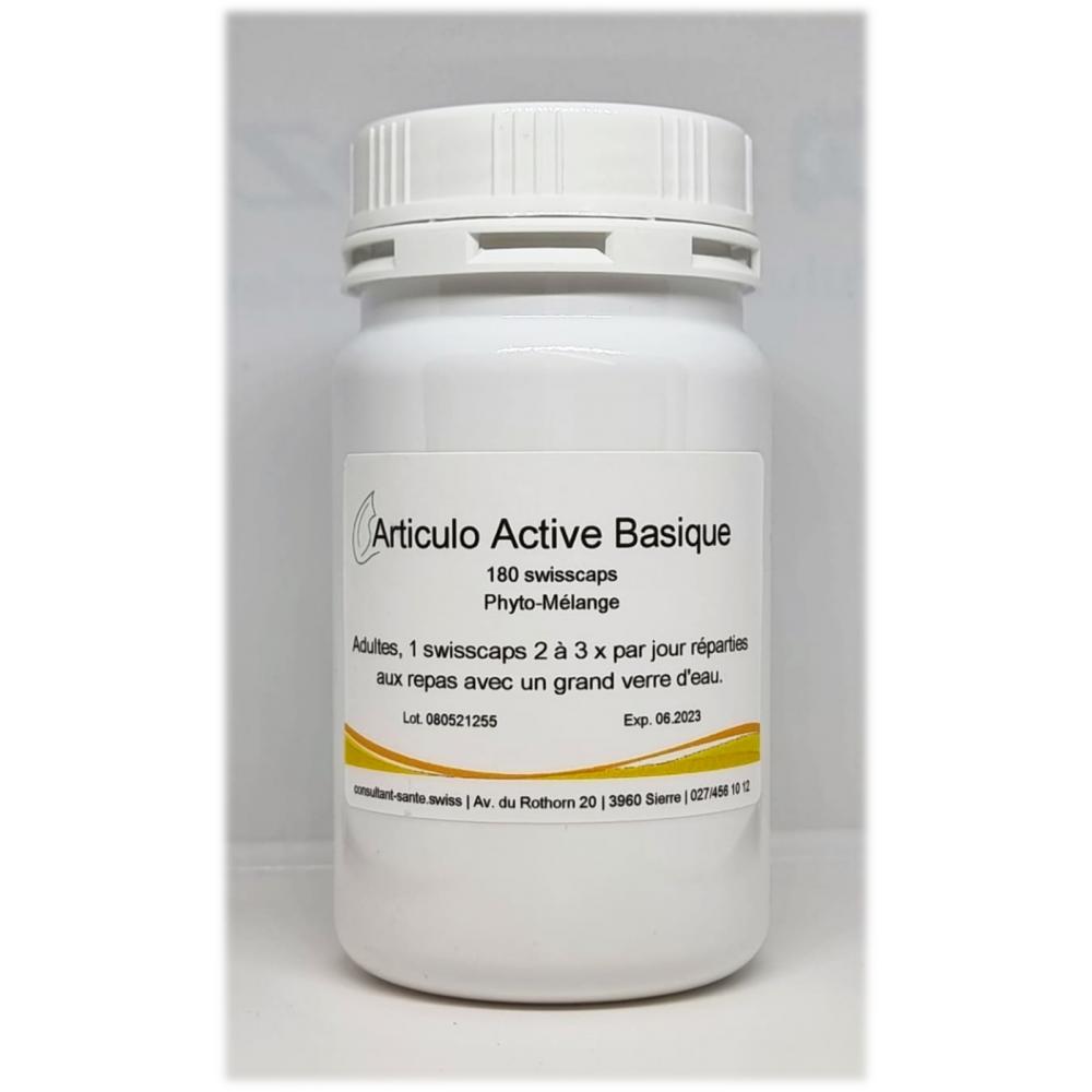 Arthro Active Basique - 180 swisscaps