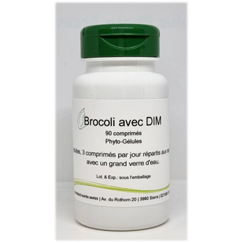 Brocoli avec DIM - 90 comprimés