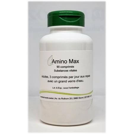 Amino Max Plus - 90 comprimés