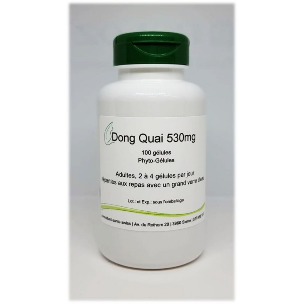 Dong Quai 530mg - 100 gélules