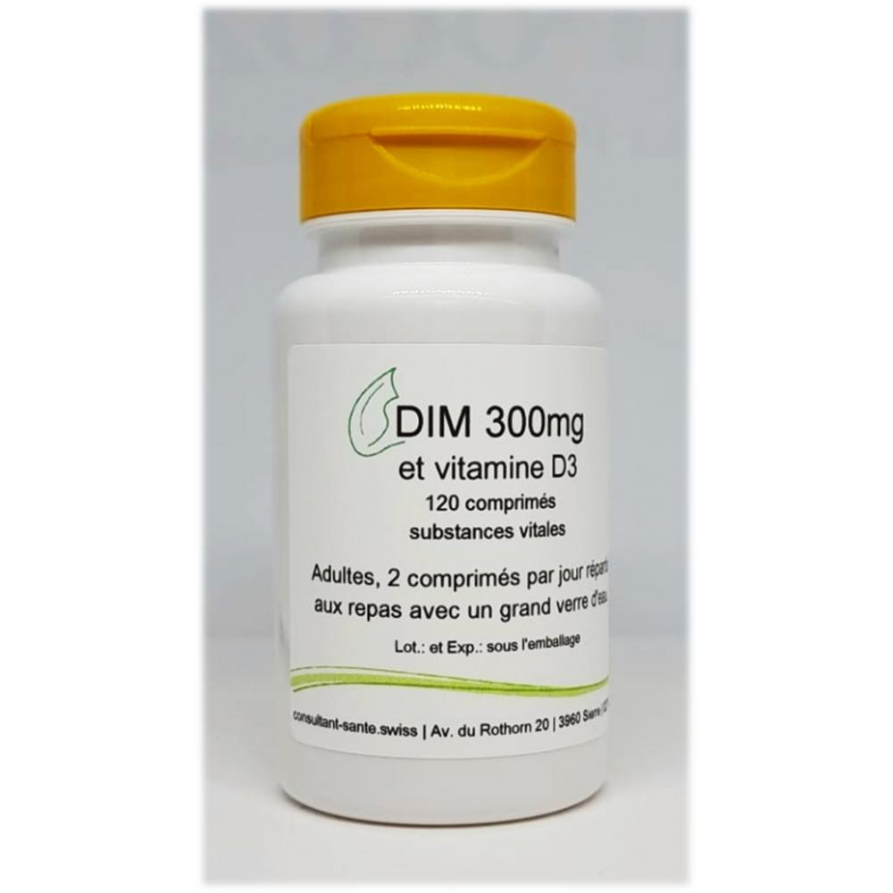 DIM 300mg - 120 comprimés