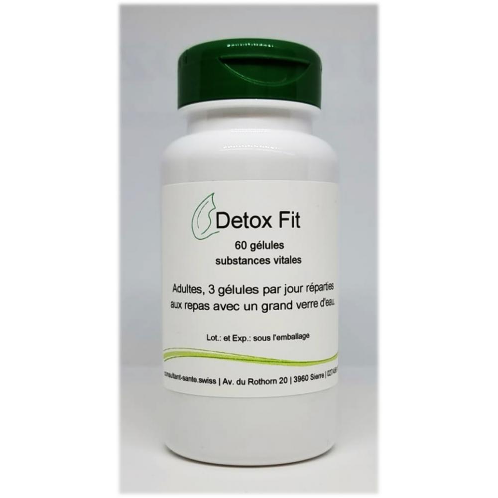 Detox Fit - 60 gélules