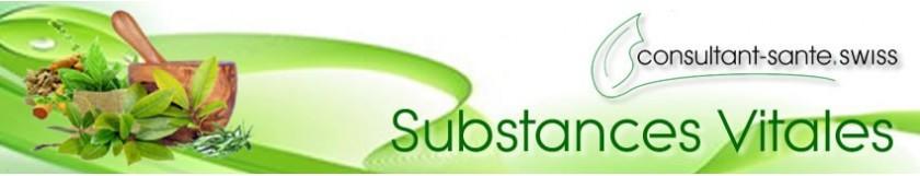 Substances vitales
